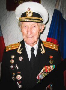На 101-м году ушел из жизни омский ветеран двух войн