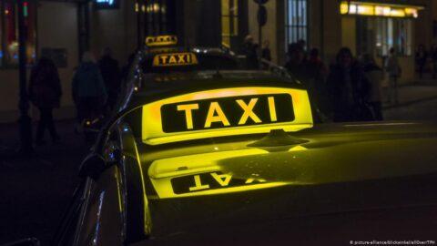 232 таксиста ездят без лицензии в Омске