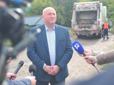 В Омске проведут измерения объемов мусора