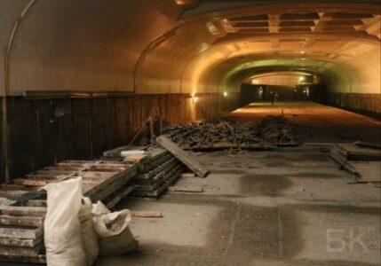 Еще одну станцию метро законсервируют в Омске