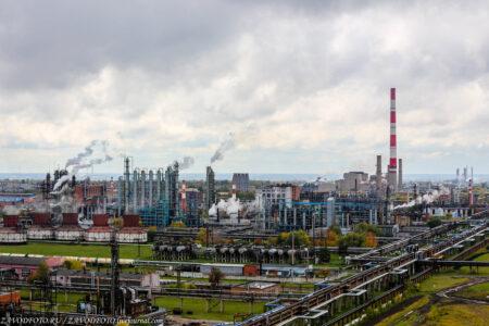 Высокий уровень загрязнения воздуха зафиксирован в Омске