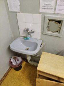 Фотографии ковидной больницы Омска попали в сеть
