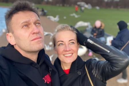 Жену Навального не пускают у нему в больницу в Омске