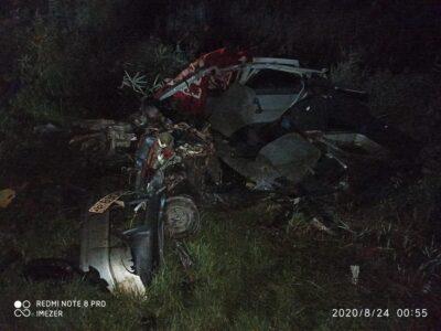 Страшное ДТП произошло на трассе Тюмень-Омск