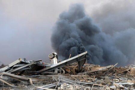 До 50 человек возросло число погибших в Бейруте в результате взрыва