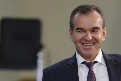 Деятельность Вениамина Кондратьева на посту губернатора Краснодарского края