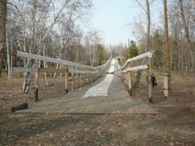Оксана Фадина недовольна темпами ремонта Советского парка в Омске