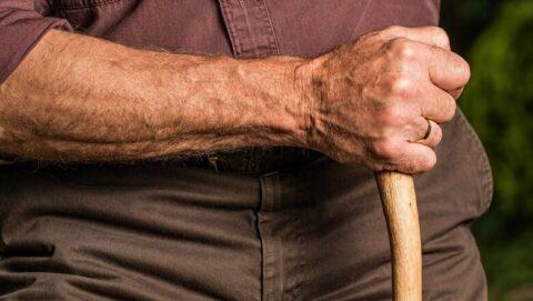 90-летний ветеран побил омского грабителя тростью