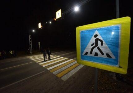 В Омске водитель сбил ребенка и уехал