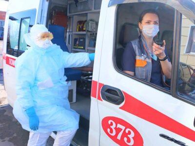 За последние сутки в Омске коронавирус обнаружен у 32 человек