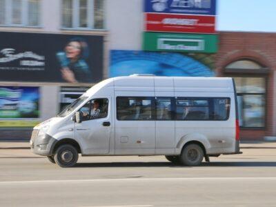 В Омске с понедельника маршрут № 344 изменит схему движения