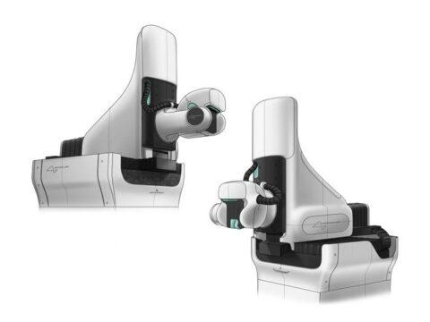 Woke Studio представила робота-хирурга для имплантации чипов Neuralink