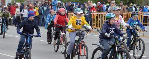 В эти выходные в Омске пройдет массовый велозаезд