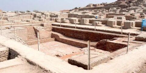 Индскую цивилизацию могло уничтожить изменение климата