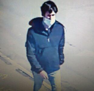 азыскивается человек, напавший на кассира с ножом в Омске