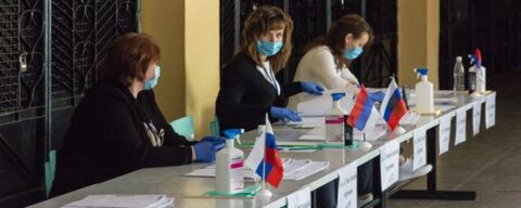 Коронавирус обнаружен у 12 омских членов избиркома