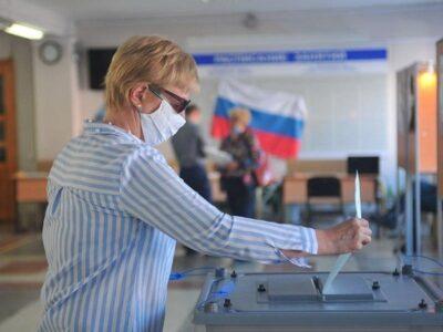 В Омске началось голосование