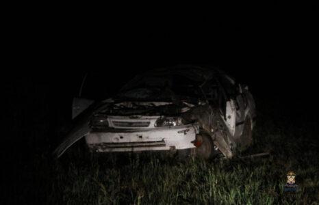 В Омской области пять человек пострадали в пьяном ДТП