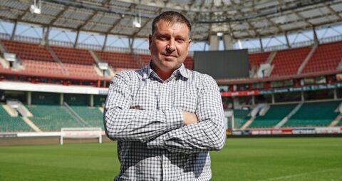 В омском «Иртыше» назначен новый тренер