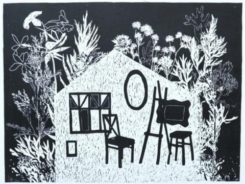 Линогравюра как одно из самых ярких направлений искусства