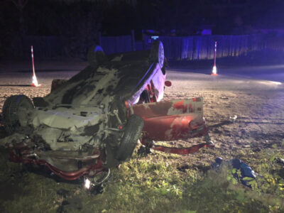 В аварии в Омске погибли две девушки студентки.