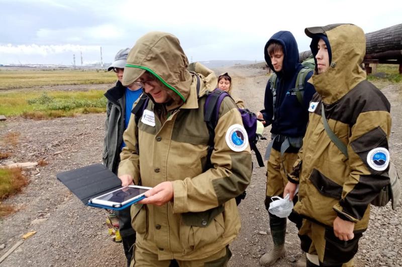 «Норникель» пригласил учёных в Большую норильскую экспедицию