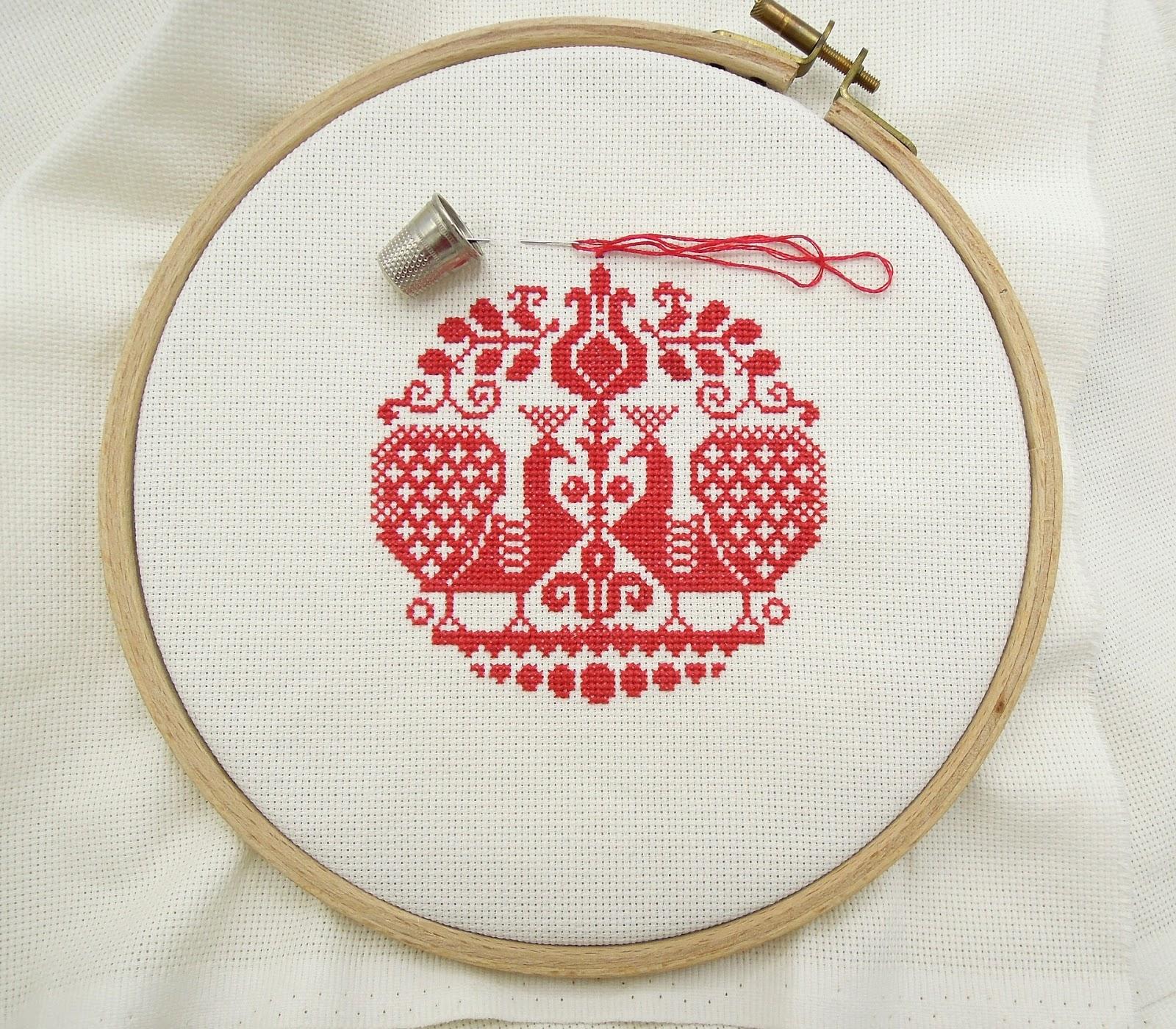 Хотите научиться вышивать? Купите набор для вышивания!