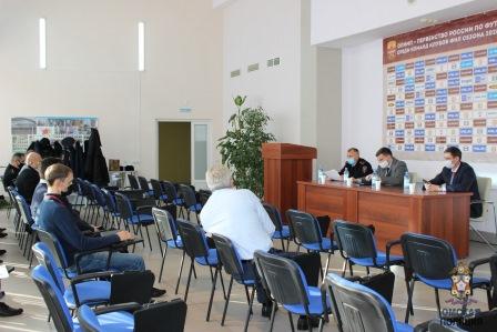 Полиция Омска разъяснила руководству ФК «Иртыш» нюансы проведения домашних матчей.