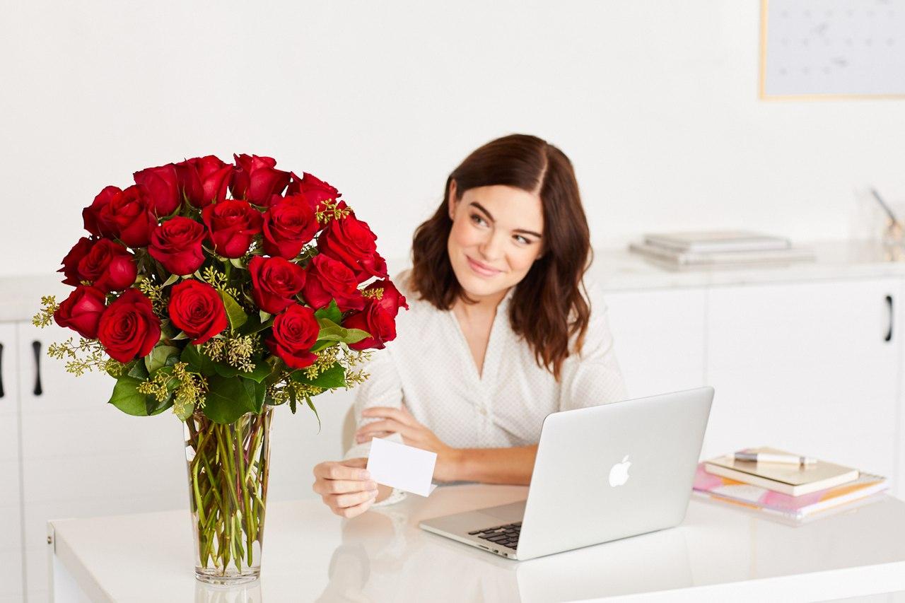 Три причины, по которым стоит заказывать доставку цветов