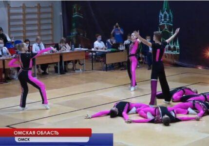 Четыре медали завоевали омские спортсменки на Кубке России по спортивной аэробике