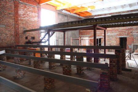 Первый этап реконструкции КДЦ «Север» завершился в Таре
