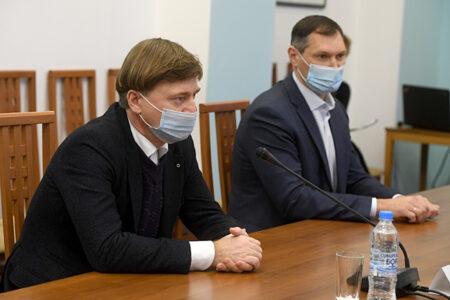 В Омске будет работать крупная компания застройщик из Екатеринбурга