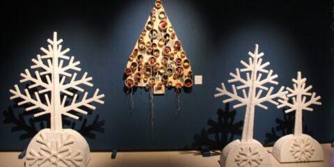 В музее «Искусство Омска» вновь собрались «подЕЛЬники»