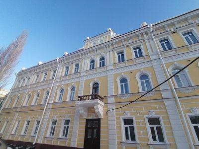 Омское музыкальное училище им. В.Я. Шебалина отреставрировали