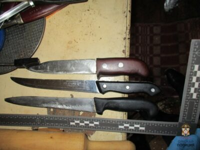 Омичку, ударившую своего сына ножом, могут посадить на 10 лет