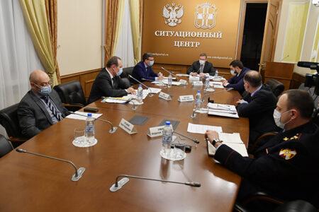 Режим повышенной готовности в Омском регионе продлили до конца месяца