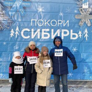В Омским Рождественском полумарафоне в этом году приняли участие бегуны из 19 стран