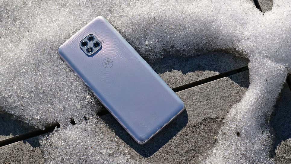 Система беспроводной зарядки смартфонов Motorola находится на разработке