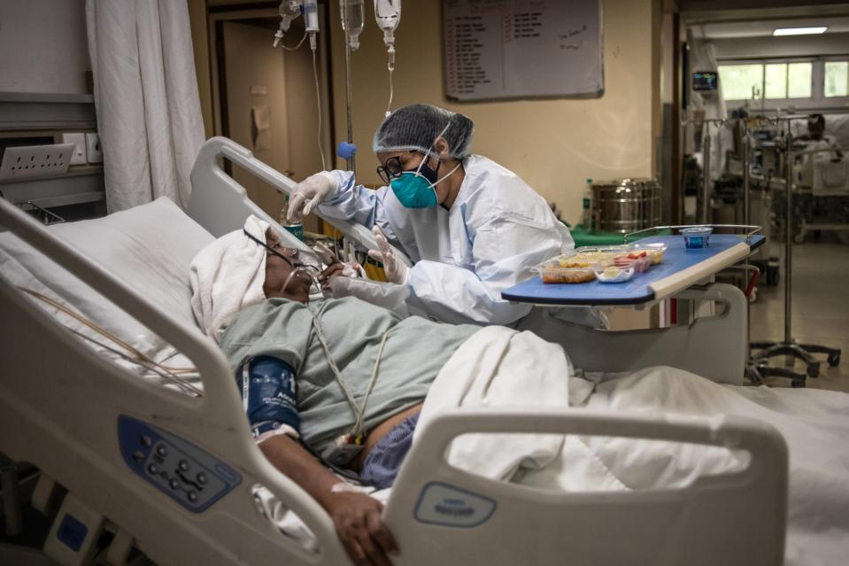 Исследование: 80% госпитальных пациентов с COVID-19 имеют неврологические осложнения