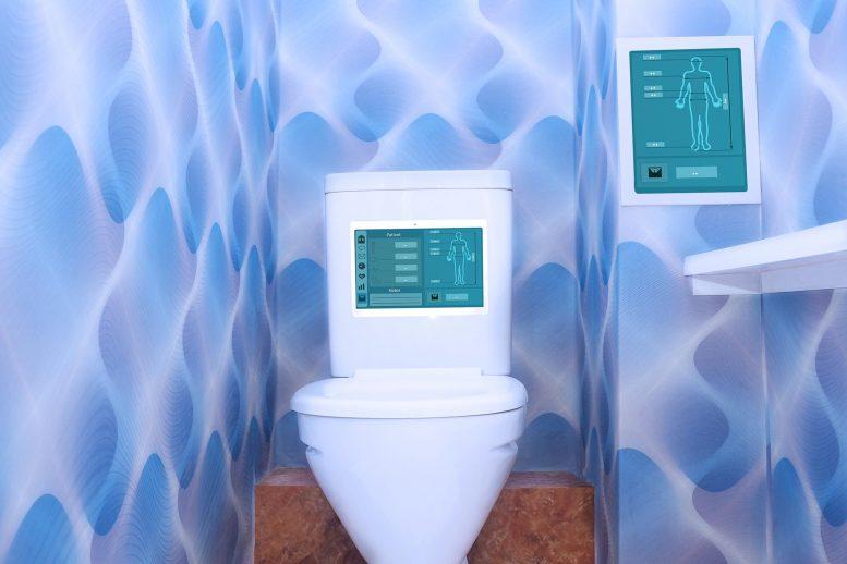 Умный туалет на базе ИИ сможет проанализировать фекалии на предмет проблем со здоровьем