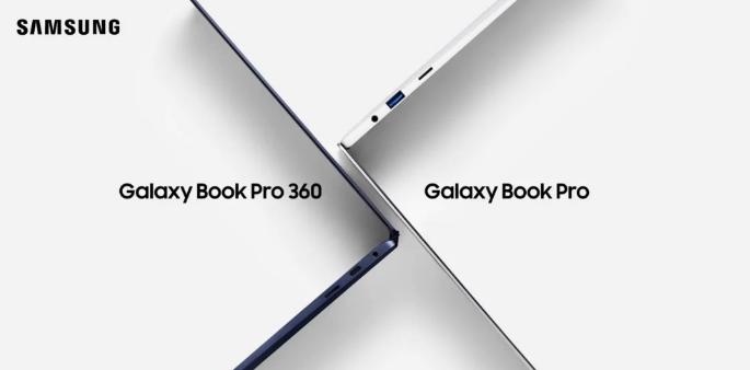 Samsung выпустил три новых ноутбука Galaxy Book, Book Pro и Book Pro 360