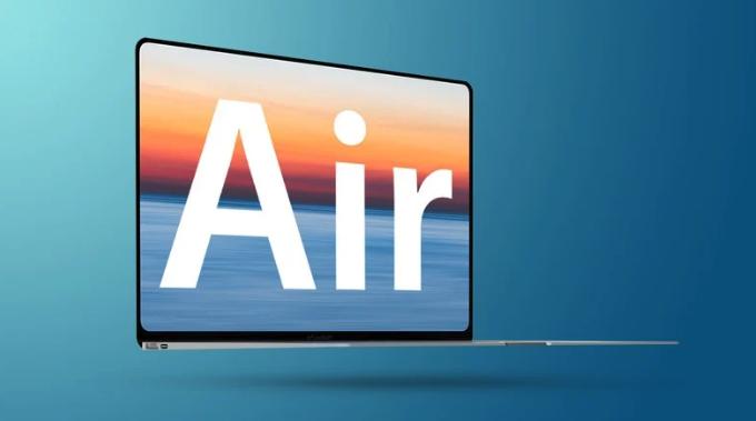 Следующий MacBook Air будет будет работать на более быстром чипсете Apple с 10 графическими ядрами
