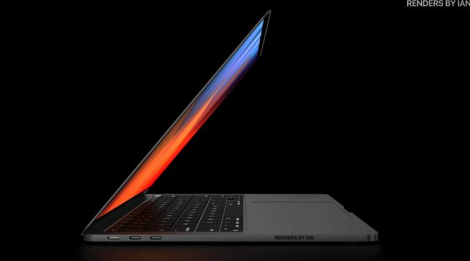 Новые модели MacBook Pro могут быть представлены на WWDC 2021