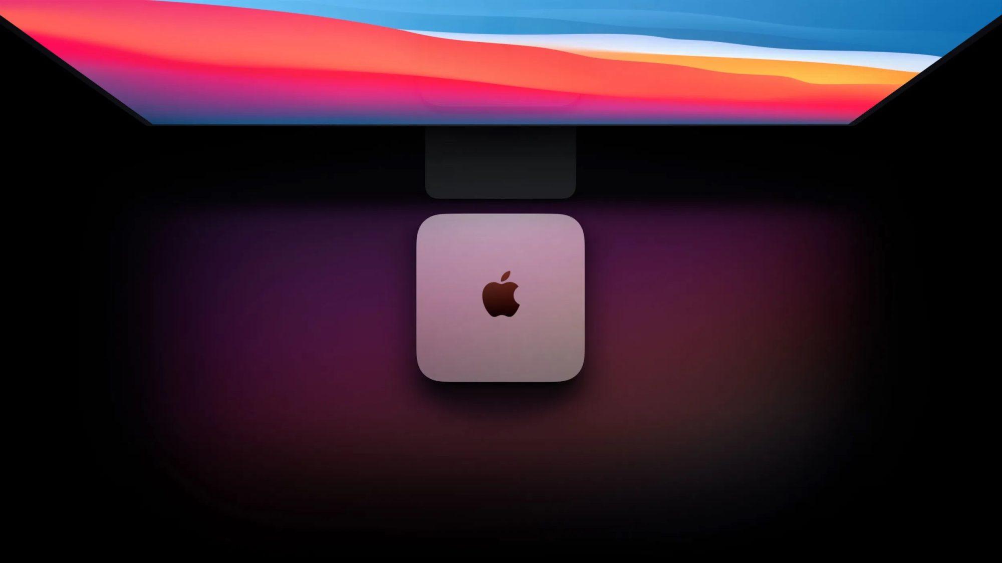 Bloomberg: Apple разрабатывает 40-ядерный Mac Pro на M1 и высокопроизводительный Mac mini