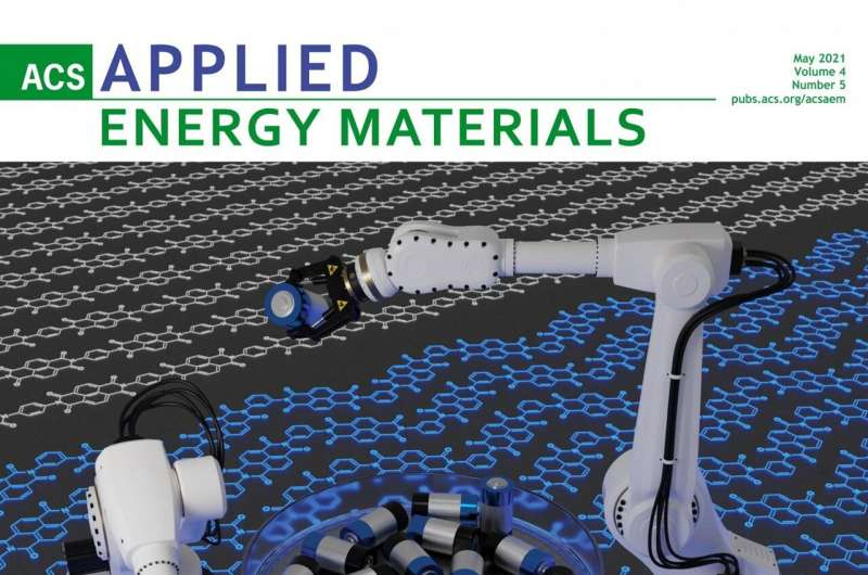 Исследователи предложили более дешевый органический материал для аккумуляторов
