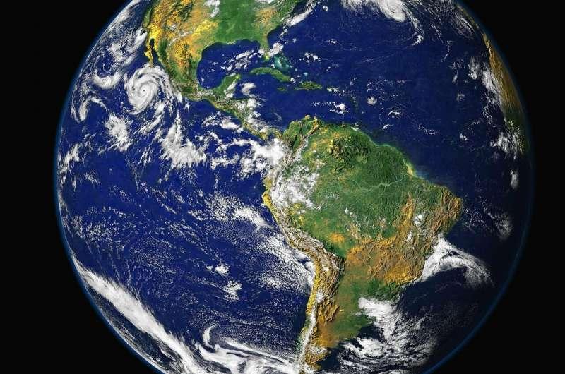 Международное исследование раскрывает новое понимание того, как формировались континенты