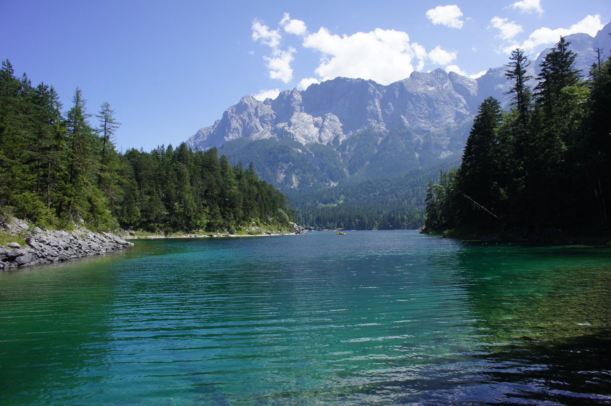 Озера мира быстро теряют кислород из-за потепления планеты