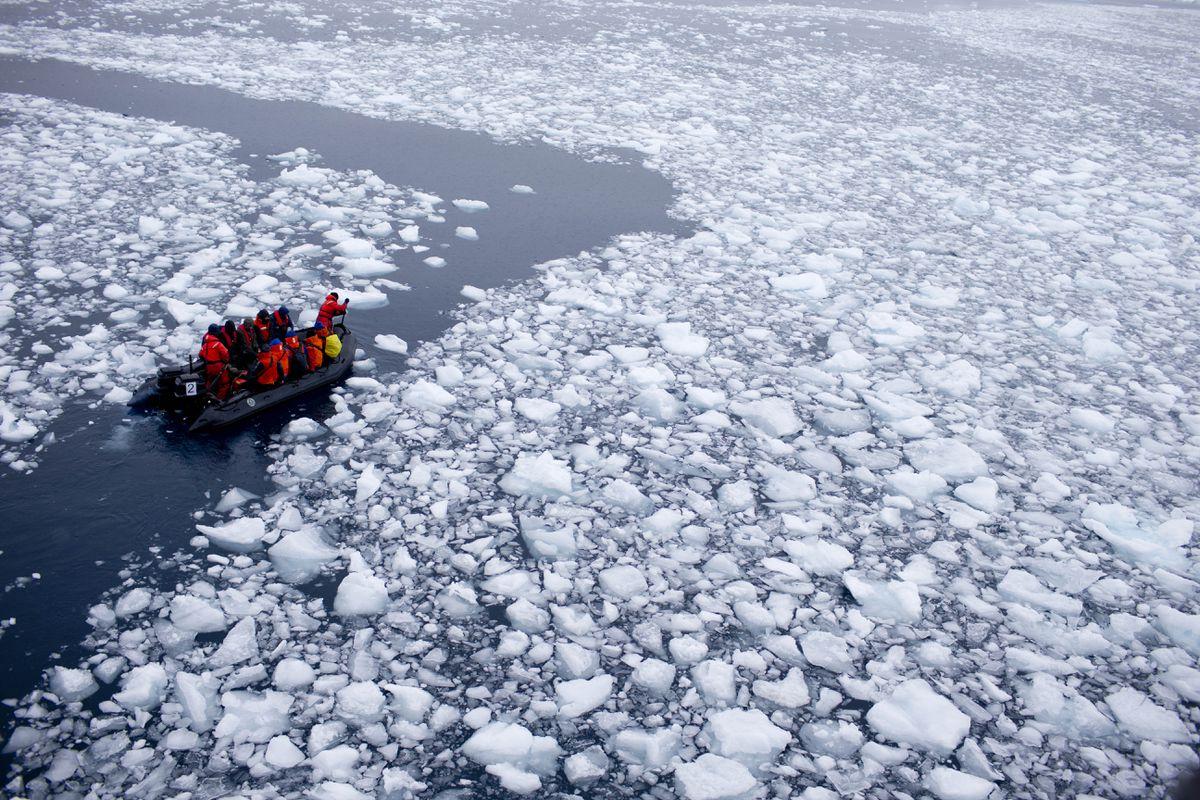 National Geographic: на Земле есть еще один океан