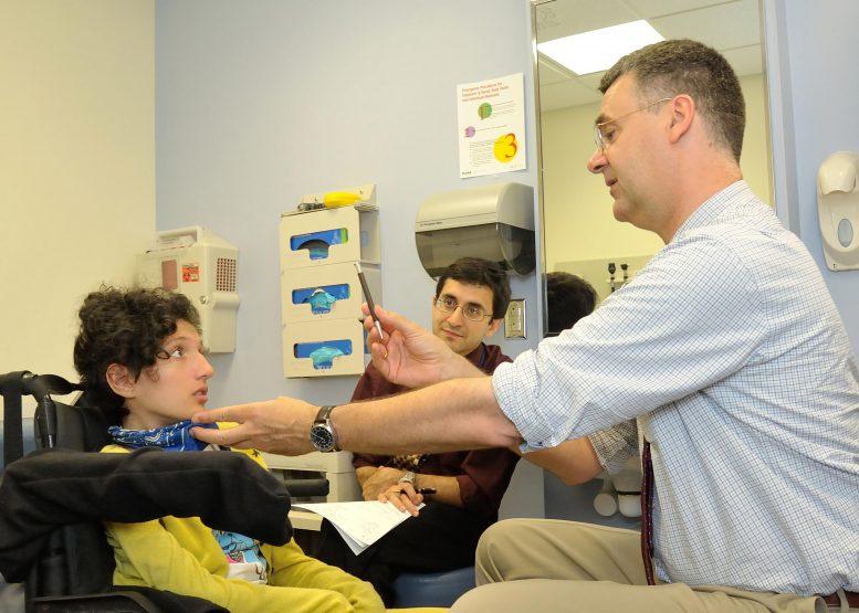 Изучение 11 пациентов привело к открытию новой генетической формы БАС у детей