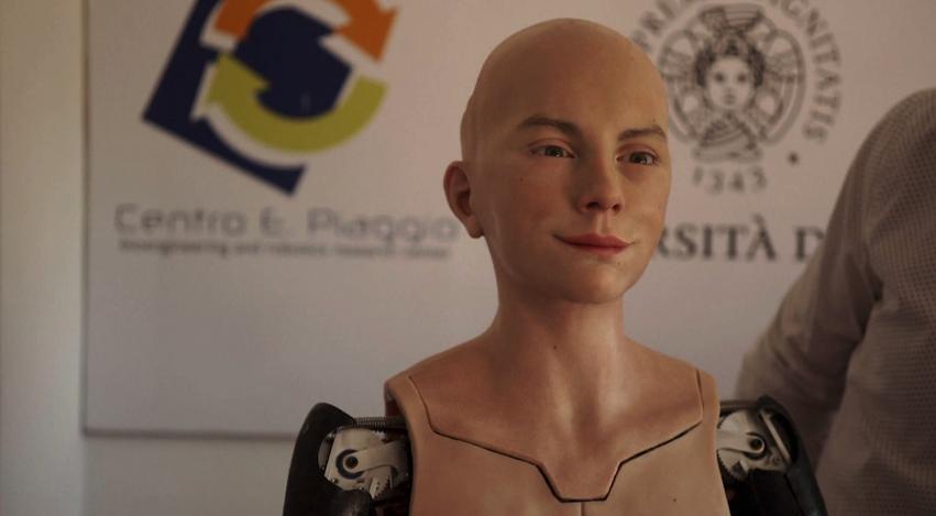 Робот-гуманоид умеет читать человеческие эмоции и реагировать на них